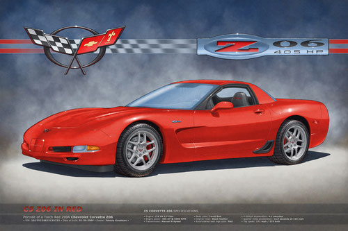 Corvette Z06 C5