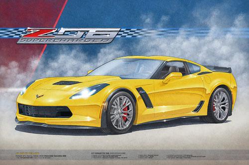 Corvette Z06 C7