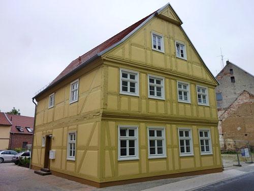 Wohnhaus Parchimer Straße 2