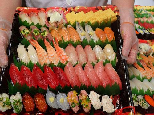 麹町 デリバリー 寿司