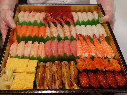 黒酢 デリバリー 寿司