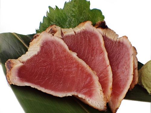 寿司のデリバリー 刺身