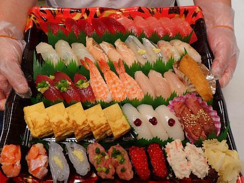 九段北 デリバリー 寿司