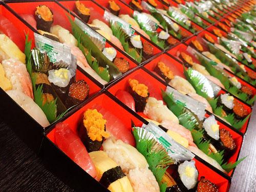 神田淡路町 デリバリー 寿司