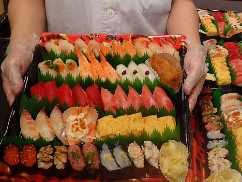 千代田区四番町 寿司 出前