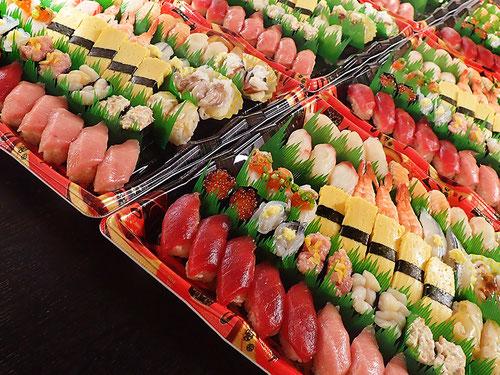 寿司 デリバリー 宅配寿司