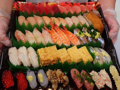 文京区本郷 デリバリー 寿司