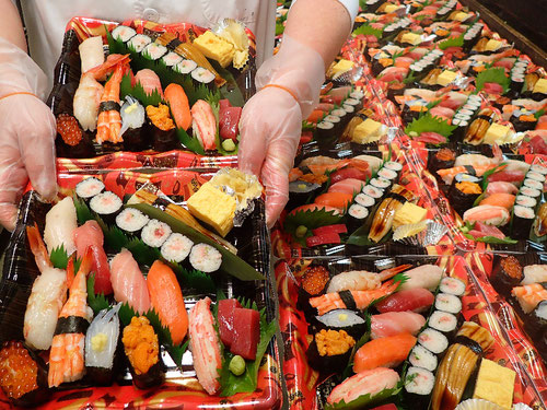 八重洲 デリバリー 寿司