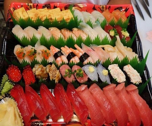 江東区平野 出前 寿司