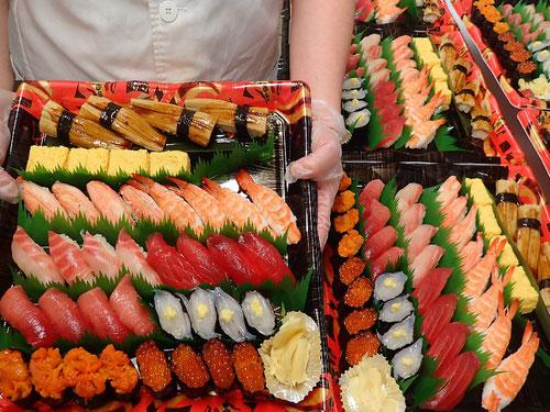 神田鍛冶町 デリバリー 寿司
