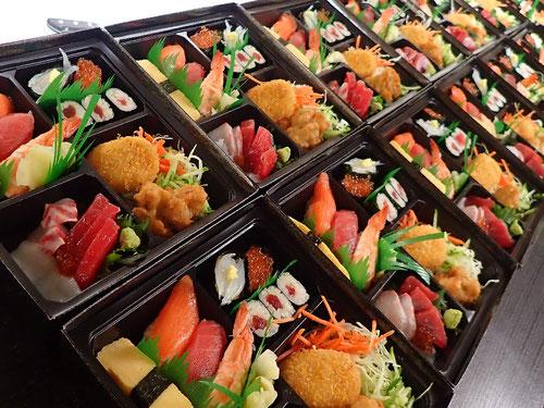 葛飾区 デリバリー 寿司