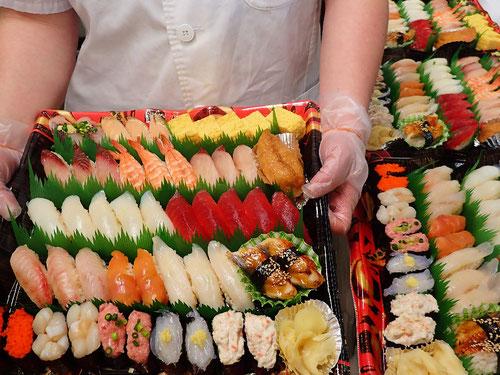 神田小川町 デリバリー 寿司