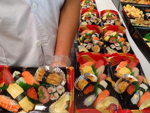 文京区 大塚 寿司 出前