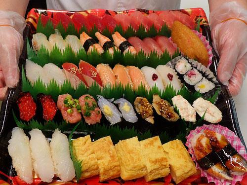 江東区東陽 デリバリー 寿司