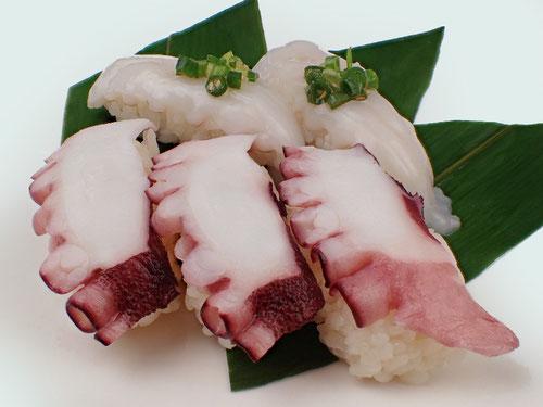 たこの握り デリバリー 寿司