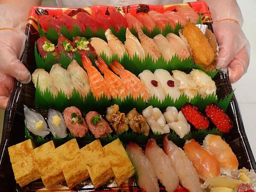 東日本橋 デリバリー 寿司