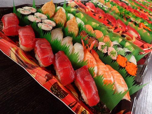 渋谷区本町 デリバリー 寿司