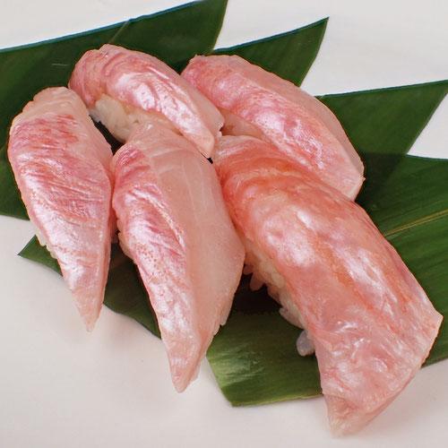 金目鯛の握り 寿司