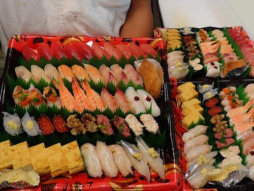 大手町 寿司 出前