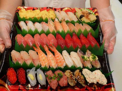 日本橋大伝馬町 デリバリー 寿司