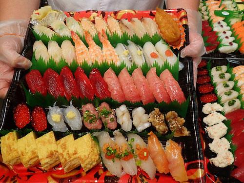 日本橋浜町 デリバリー 寿司