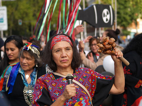 Pueblos Mechica y Mapuche