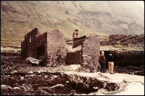 Ruinas sobre las que se construye una leyenda
