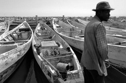 Puerto de Nouadhibou, Mauritania. ©Emilio Castro