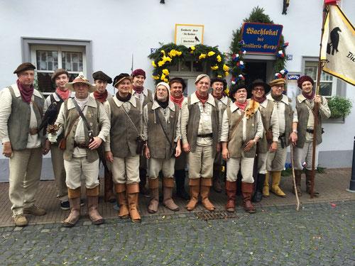 """Landwehr West """"Die Krähen"""""""