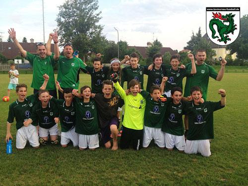 TSV Murnau U13-Mannschaft