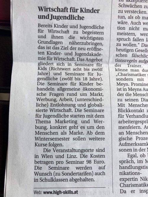 """""""Die Presse"""", 23. März 2019"""