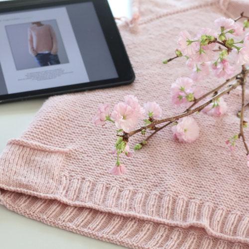 Strickanleitung Pullover von Isabell Kraemer