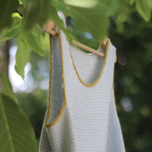 Strickanleitung Pullover Edith von Mille Fryd
