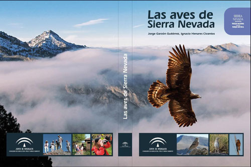 Las Aves de Sierra Nevada libro
