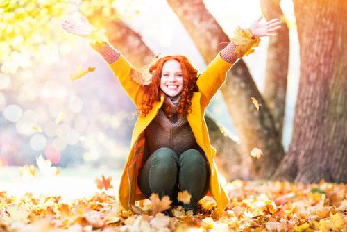 Das Leben glücklich, erfolgreich und zufrieden selbst gestalten. Seine eigenen Träume leben.