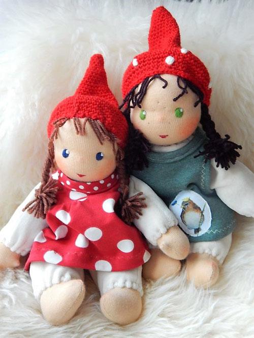 Stoffpuppe, ökologische Kinderpuppe, erste Puppe, Schlamperle, Waldorf, Kuschelpuppe, Bio-Stoffpuppe, handgemacht, Handarbeit, individuelle Puppe, cuddle doll, Puppenhandwerk, Pärsch