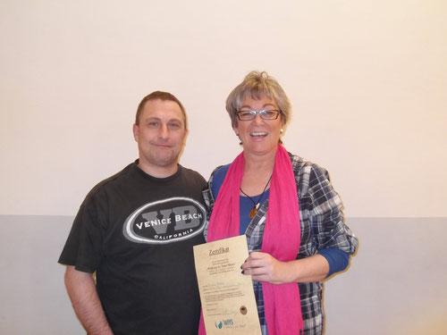 Christian Assel (Leiter WIYS-Institut) und     Regina Raabe (WIYS-Coach)