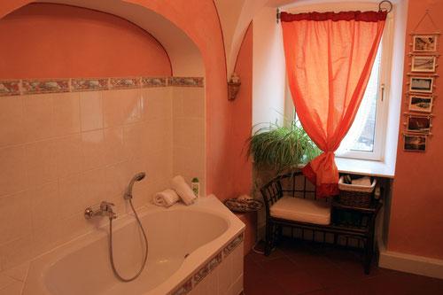 Gutsherrenstube - Badezimmer
