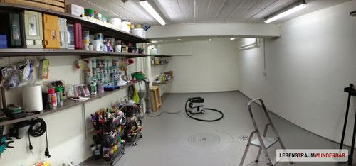 Atelier Werkstatt Werkraum - Wunderbar Zürich
