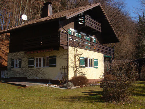 Ihr Ferienhaus im Frühling