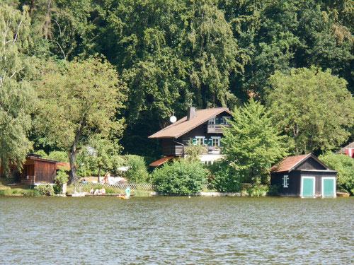 Ihr Ferienhaus im Sommer