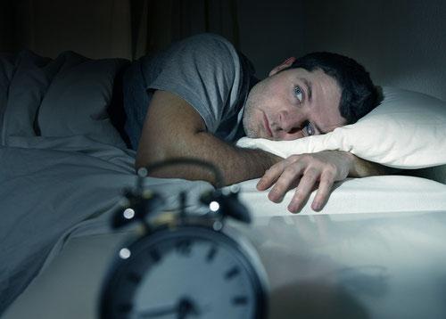 Schlafstörung Hypnose