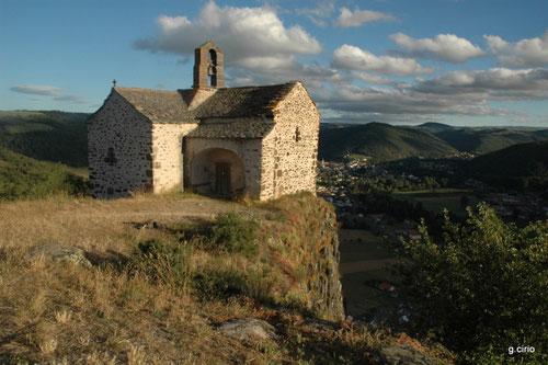 la chapelle de MASSIAC