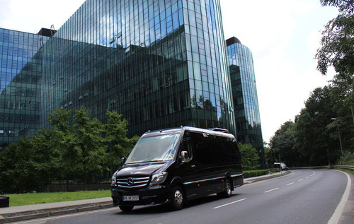 VIP Mercedes Sprinter Nees Bus