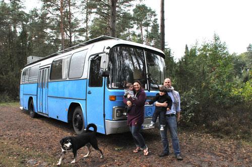 Wohnbus O303