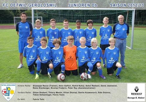 FC Oetwil-Geroldswil Db