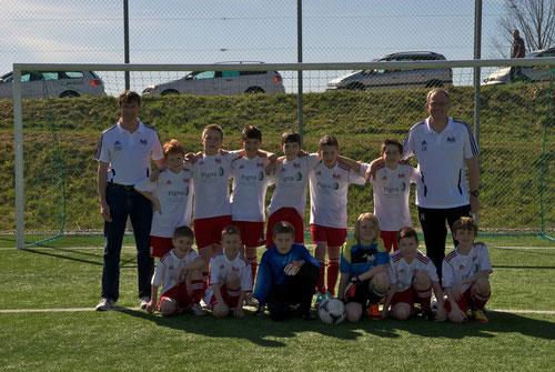 Die Bülacher Ea Junioren Rückrunde Saison 2012/2013 (Foto Graziano Serra)