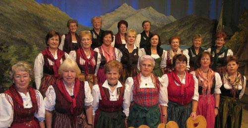 Singkreis Schliersee im Bauerntheater
