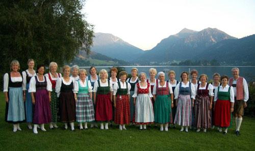 Singkreis Schliersee - eine fröhliche Gemeinschaft