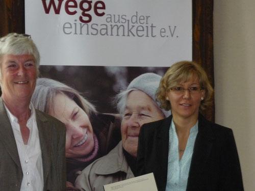 """2. Platz - Projekt  """"Herbstzeit""""  Kippenheim - Vermittlung und Betreuung von alten Menschen in Gastfamilien"""